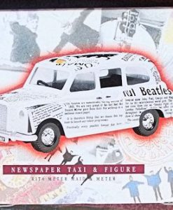 W50.2 - 672. 5 Corgi  58003 Beatles Newspaper Taxi   (4)