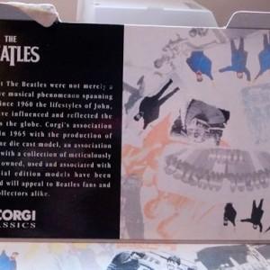 W50.2 - 672.4 Corgi 05401 Beatles Yellow Submarine  (8)