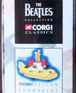 W50.2 - 672.4 Corgi 05401 Beatles Yellow Submarine  (9)