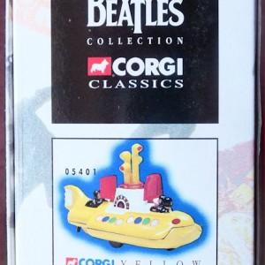 W50.2 - 672.4 Corgi 05401 Beatles Yellow Submarine  (9)