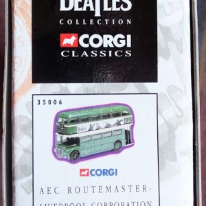 W50.2 - 672.6 Corgi 35009  Beatles AEC Route Master Bus Liverpool Corporation   (7)