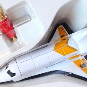 W50.21-674.4 -Corgi 65401  James Bond Collection Space Shuttle and Hugo Drax  figure  (10)