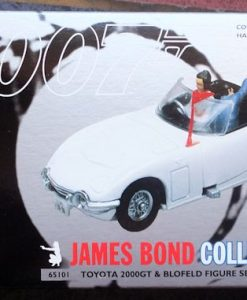 W50.21-674.5 -Corgi 65101  James Bond Collection  Toyota 2000GT and Blofeld figure set (1)
