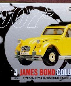 W50.21-674.6 -Corgi 65301 James Bond Collection  Citroen 2CV and Bond figure set   (2)