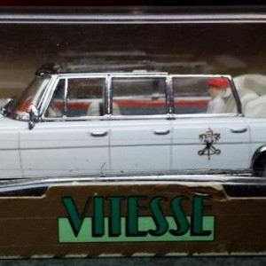 W874 -37.2 . Vitesse L081 Mercedes 600 Pope Paul V1 (2)