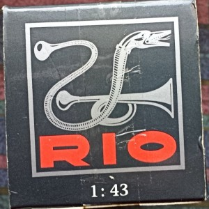 W894-40.7 - Rio 100P . 1960 Mercedes Benz 300d Limousine - Pope John XX111 (8)