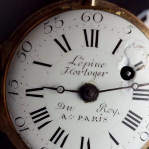 288 D -L'epine . Horloger du Roy (1)