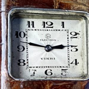 309 D - Silver Election Purse Watch (2)