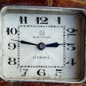 309 D - Silver Election Purse Watch (9)