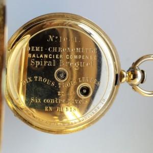 437 D - 18ct Gold & Enamel - Fritz Piguet Geneve  (32)