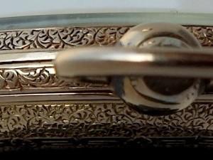 437 D - 18ct Gold & Enamel - Fritz Piguet Geneve  (7)