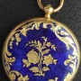 442 D - 18ct Gold & Enamel - LeRoy Paris (3)